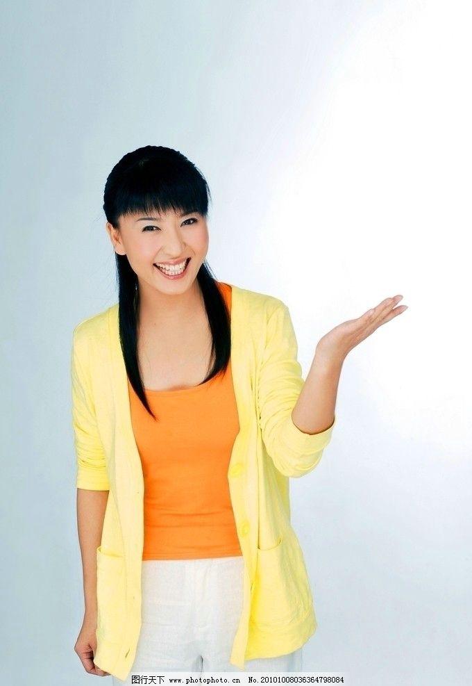 闫学晶 国家一级演员 美女演员 女人的村庄 成熟美女 摄影