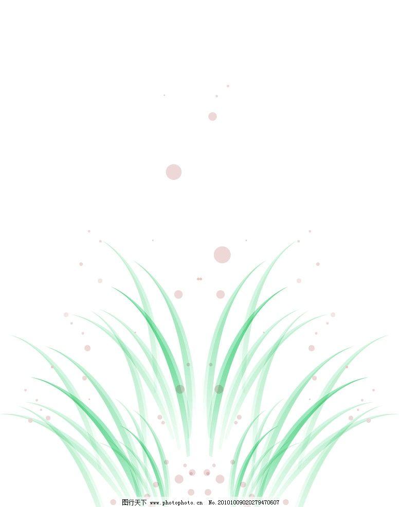 春意 线条 唯美 圆点 底纹边框 背景底纹 jpg 移门图案 150dpi 设计