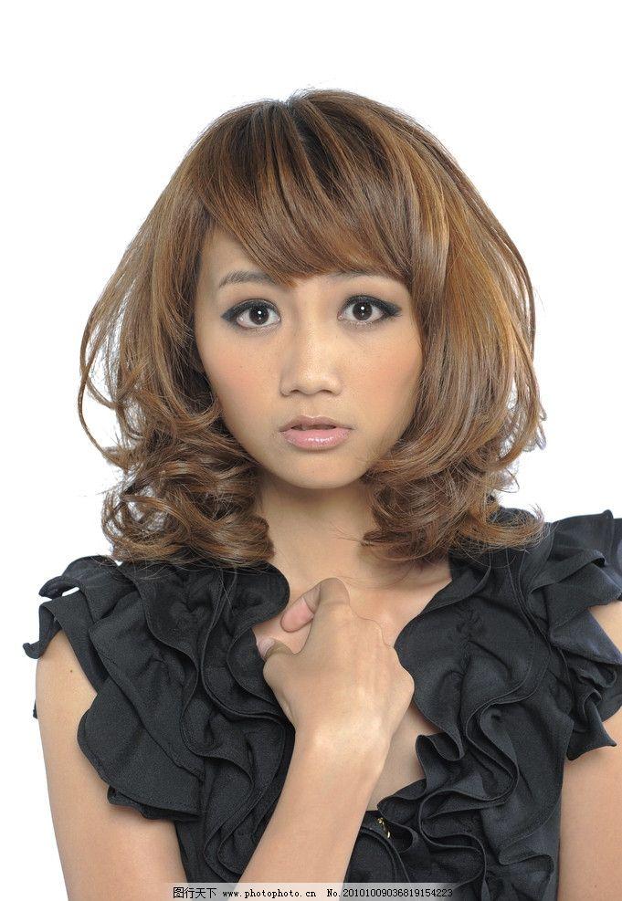 美发 发型 2010 最新 潮流发型 个性 美女 高清美发专题 女性女人