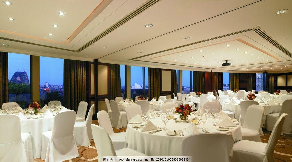 餐厅 西餐厅 酒店设计 五星级酒店 香格里拉设计 室内设计实景拍摄图片