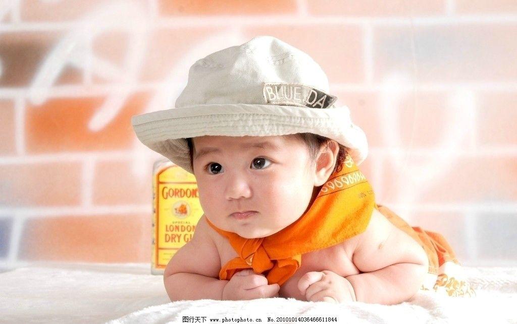 男宝宝男孩婴幼儿冬季加厚纯棉户外保暖唐装 男童花纹