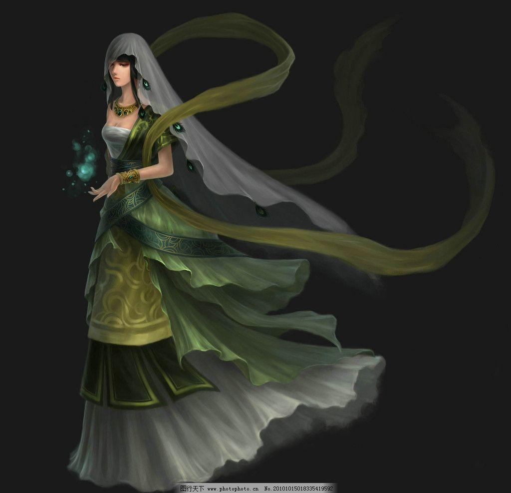 小说人物头像_风玲珑是哪本古代小说的人物 女主是一个部落的王的女儿叫索嘎什么