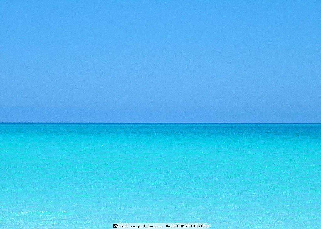 蓝天白云 蓝天 海边 大海 水 纯净 蓝色 自然风景 旅游摄影 摄影 72