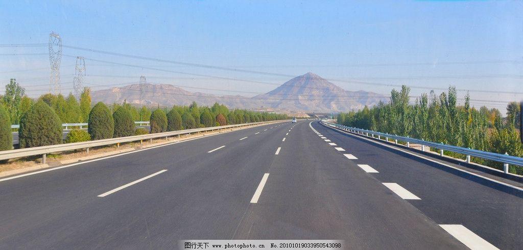 高速路 数码 路 路面 道路