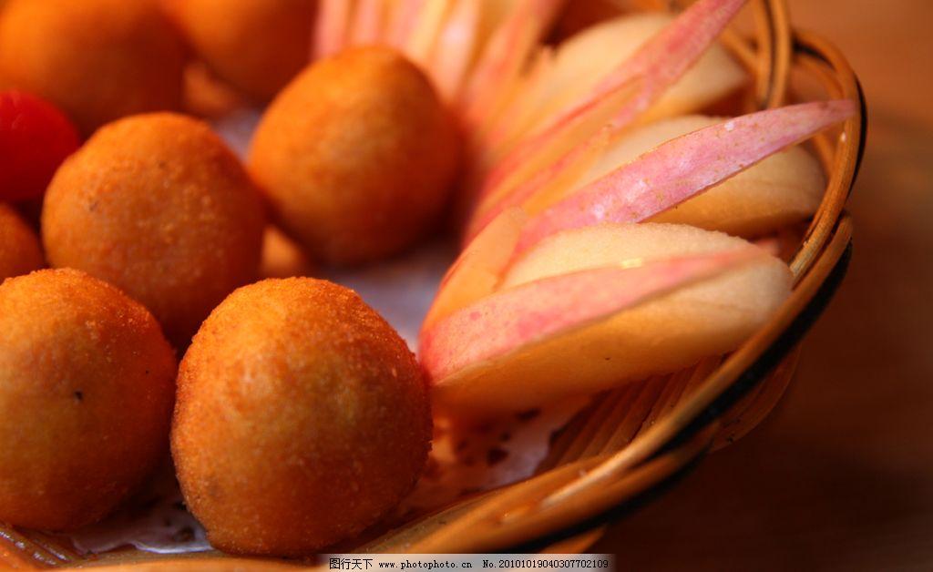 香芋地瓜丸