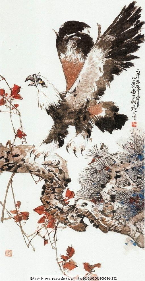中国写意画的特点图片