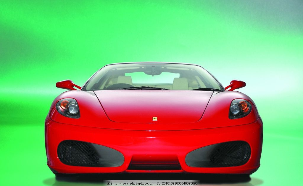 法拉利跑车图片