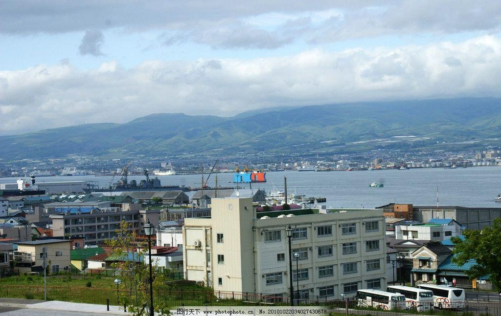 风景图片 北海道/北海道涵馆风景图片