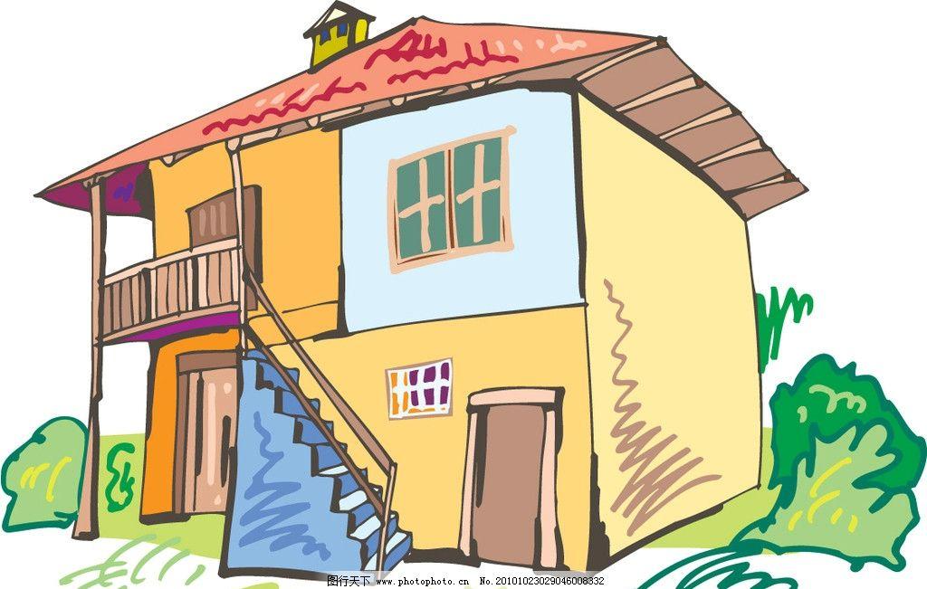 小学生手工制作 小棒 简单 房子