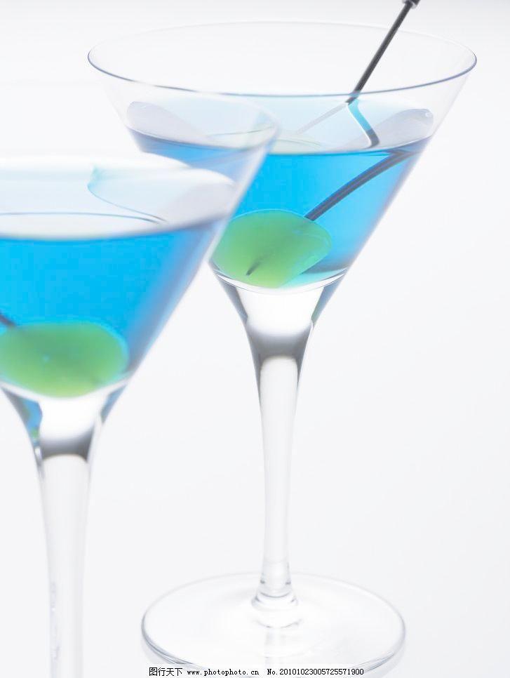 玻璃杯子 吸管 冰镇 菠萝 椰子汁 饮料果汁类 摄影 350dpi jpg 矢量图