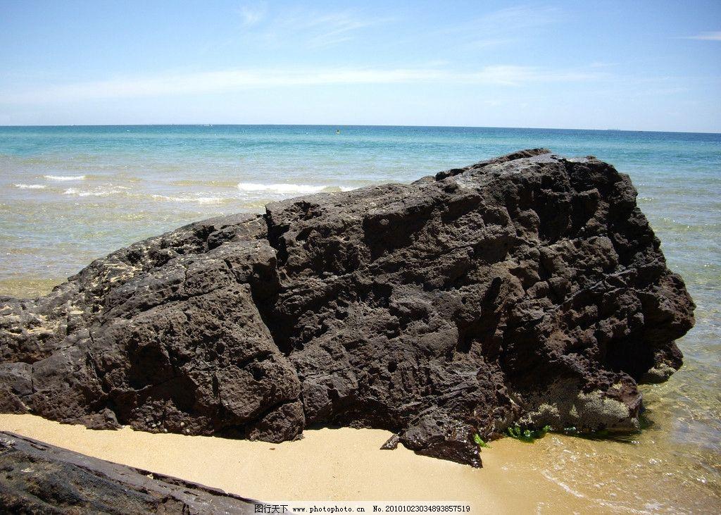 礁石 海岸/海岸礁石图片