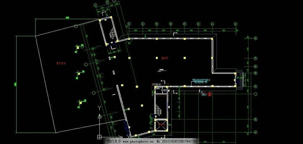 商场建筑平面设计图图片