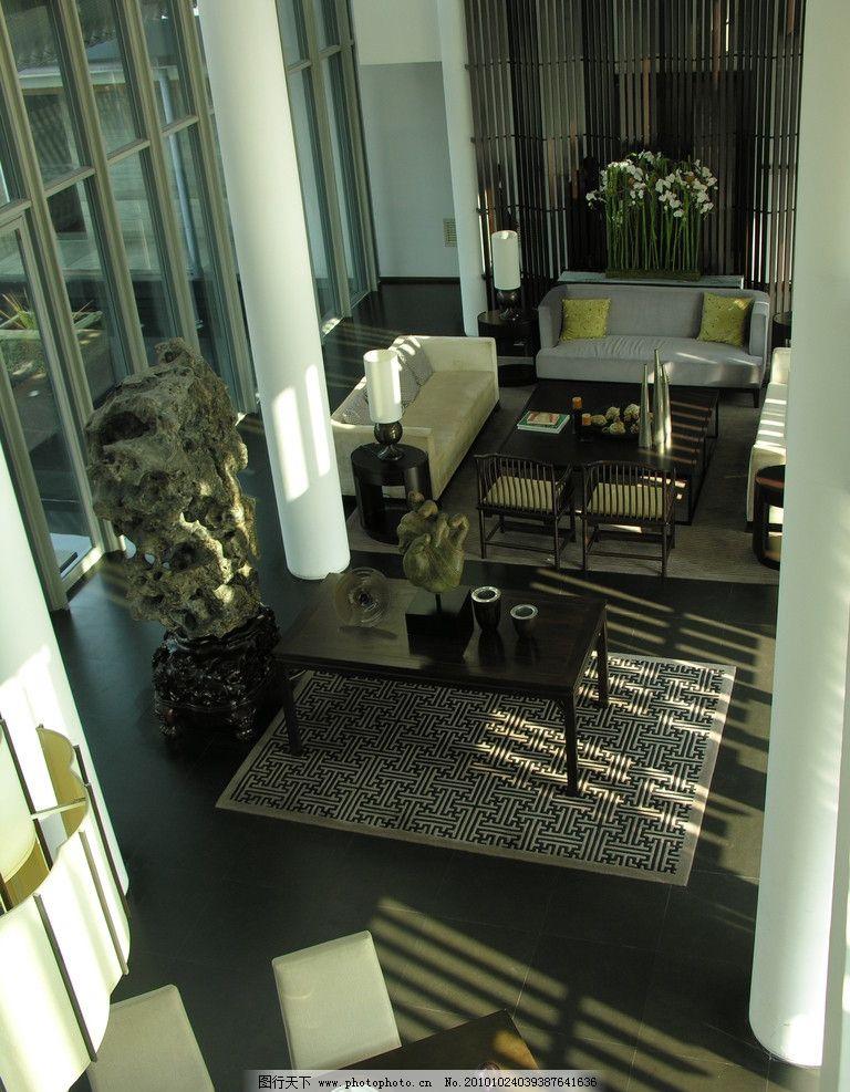 别墅客厅 别墅设计      梁志天 样板房设计 精装房 室内设计师景拍摄