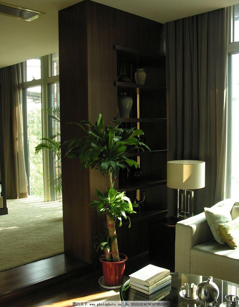 别墅客厅 别墅设计 梁志天 样板房设计 精装房 室内设计师景拍摄资料