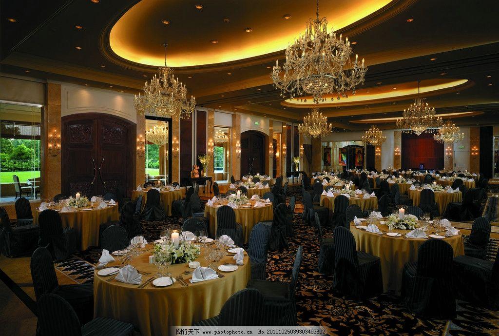 宴会厅 五星级酒店 室内