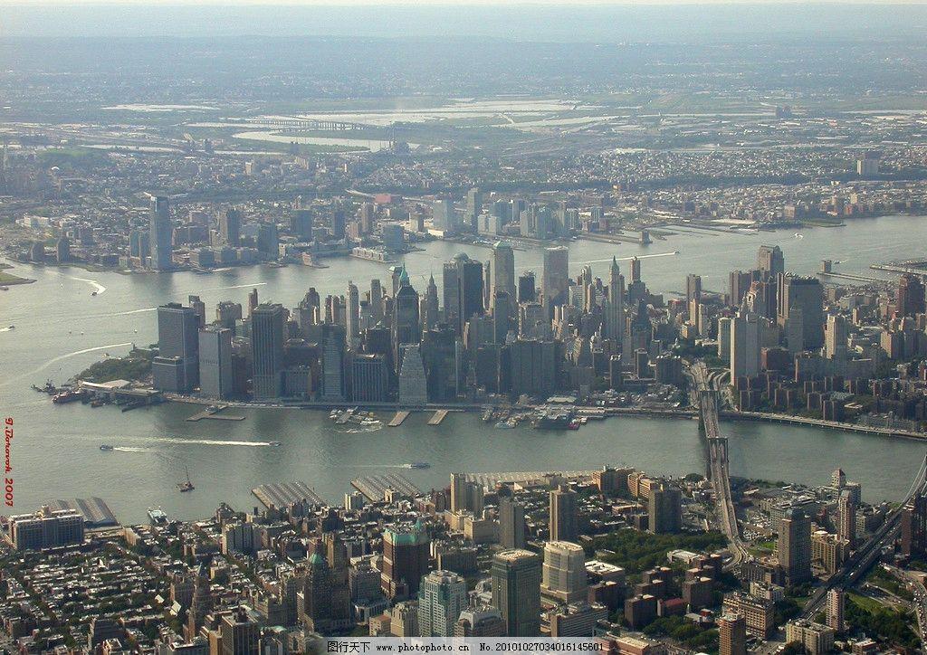纽约 城市 风光建筑 美国 海洋 航拍 鸟瞰 风光摄影 国外旅游 旅游