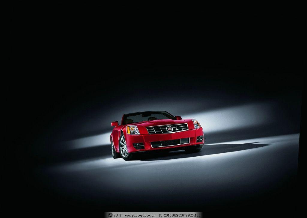 凯迪拉克 汽车 跑车 交通工具 现代科技 设计 304dpi tif
