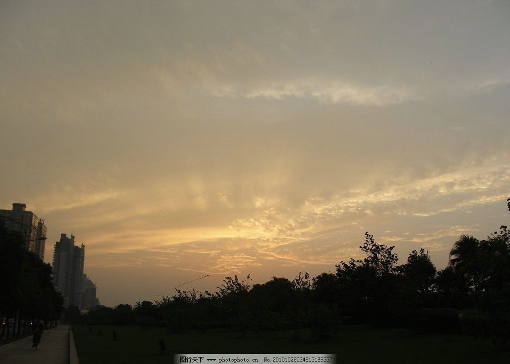 夕阳无限好 黄昏 夕阳 天空 自然风景 自然景观 摄影 72dpi jpg