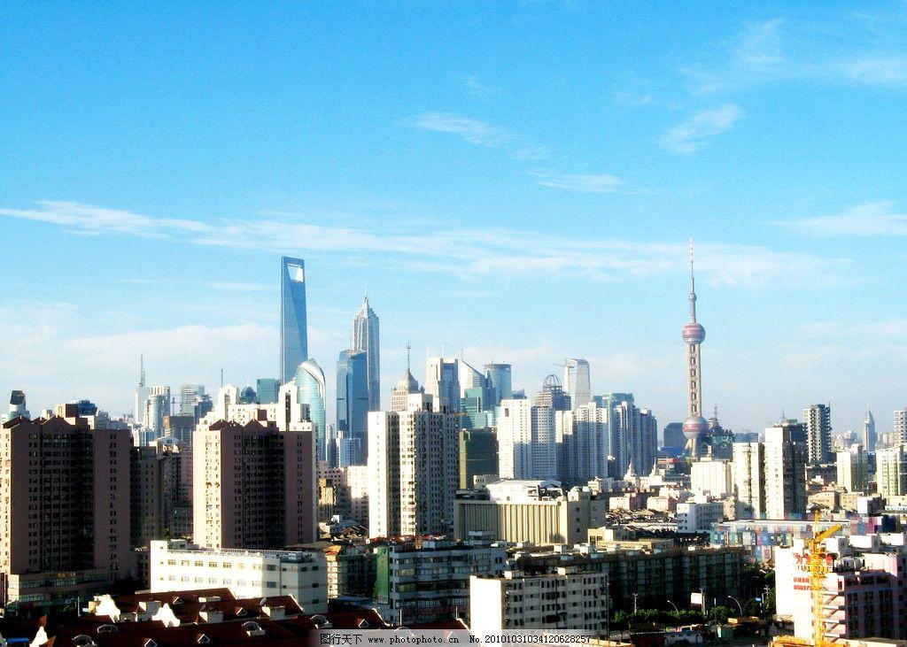 上海风光图片,风景 旅游 大城市 大都市 街景 街道-图