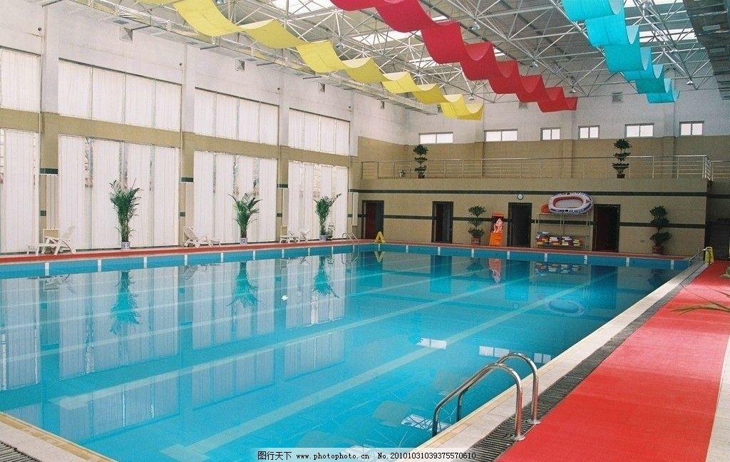 室内游泳馆图片