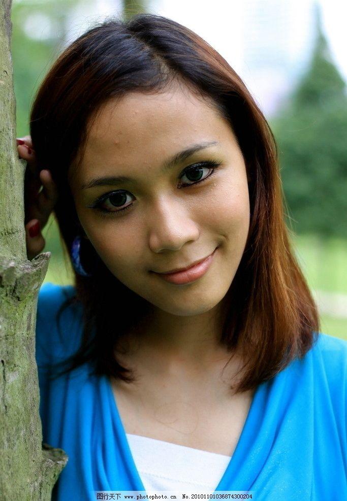 马来西亚美女 卡莎莉图片