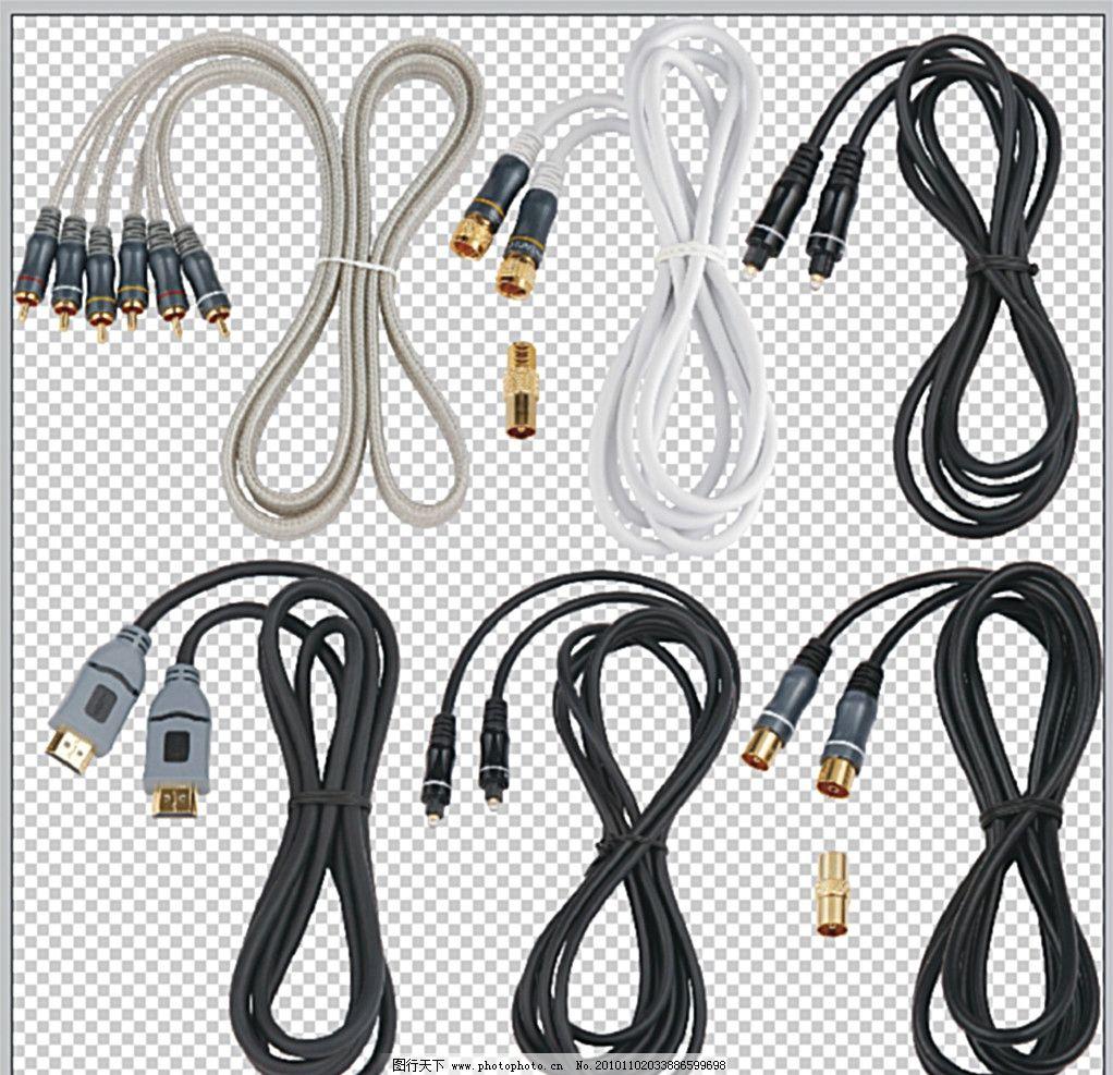 连接线 电线 数据线图片