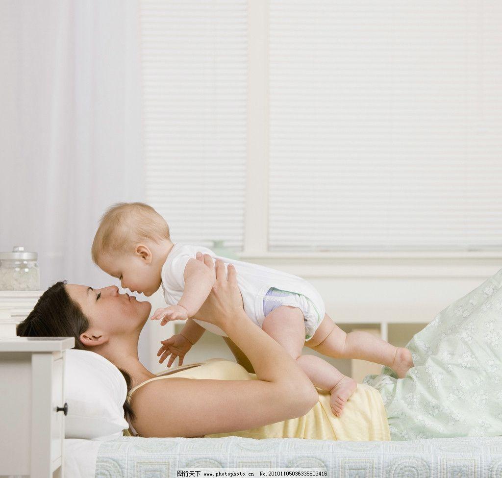 母亲与孩子图片_明星偶像_人物图库_图行天下图库