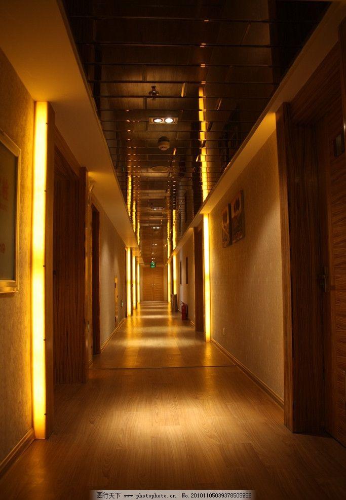餐厅走廊 室内设计        餐饮酒店 餐厅走廊设计 餐厅 灯光效果