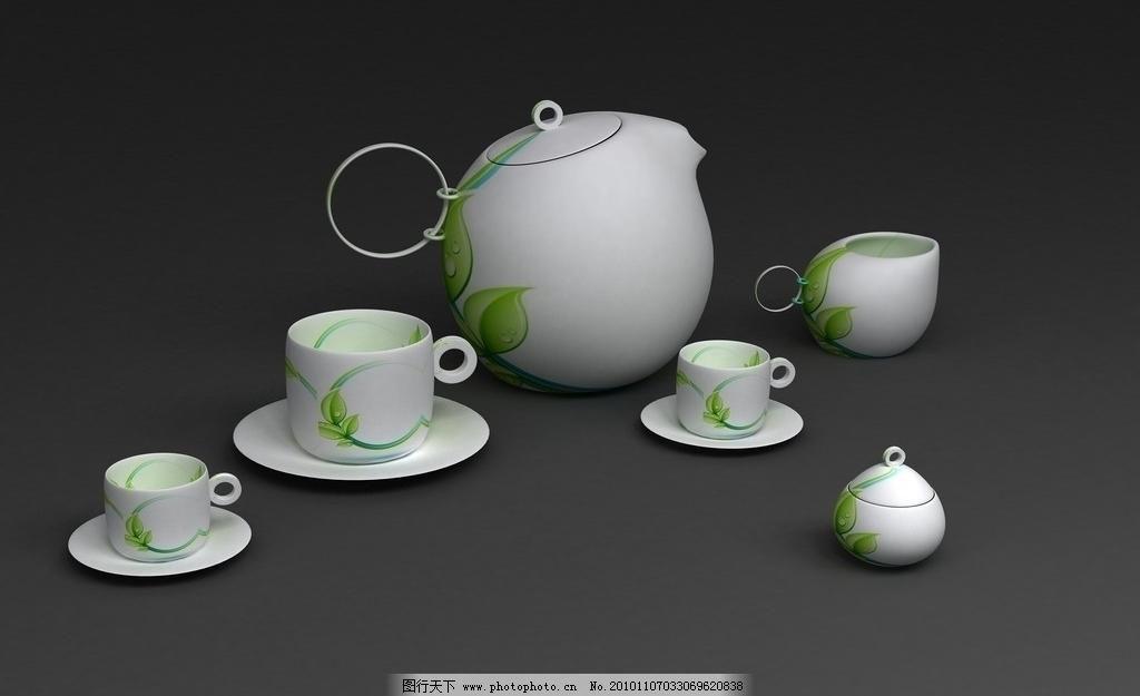 创意茶具图片图片