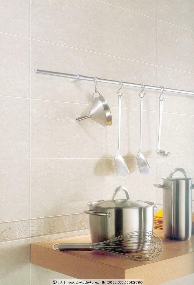 丁香米黄厨房图片_室内设计