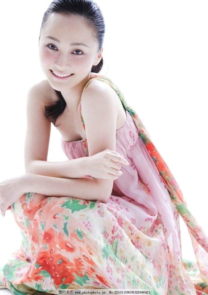 姚笛 彩裙 时尚 写真 清纯 甜美 美女 可爱 王熙凤 嫦娥 红楼梦 造型