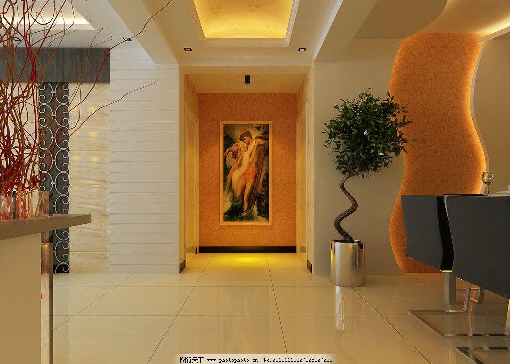 端景墙效果图 室内设计 环境设计 设计 28dpi bmp