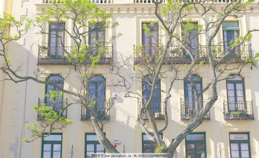 欧式 欧式建筑 摄影 欧式建筑图片素材下载 欧式建筑 欧式 建筑 窗户