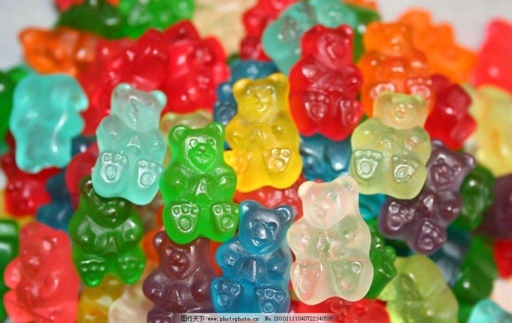 小熊qq糖图片大全可爱