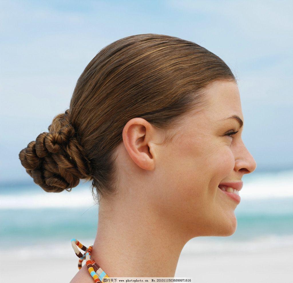 休闲 海边 度假 阳光女孩 快乐女孩 比基尼 内衣 泳衣 健康 青春 欧美