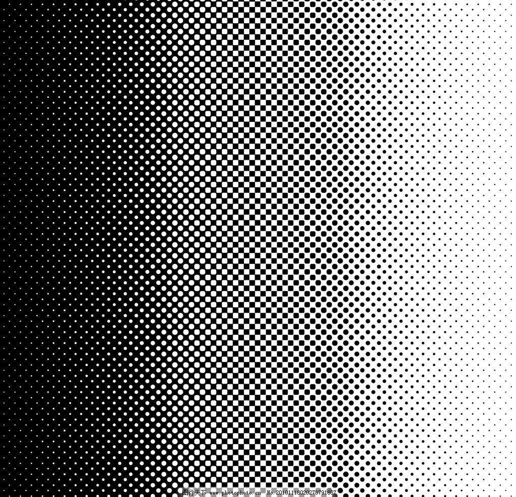 几何图形 圆点 渐变 背景底纹