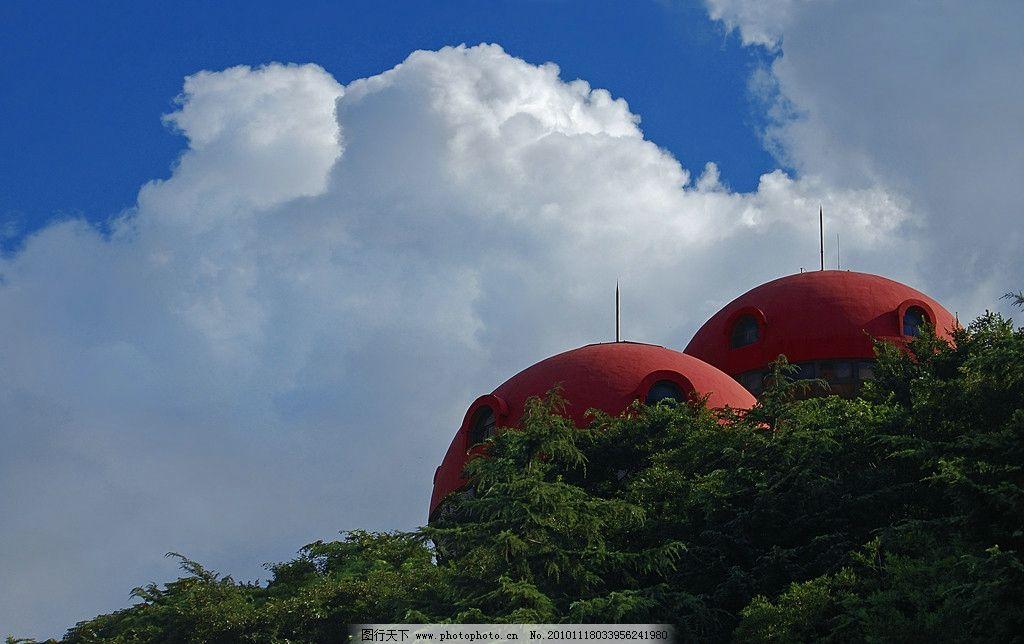 青岛信号山图片