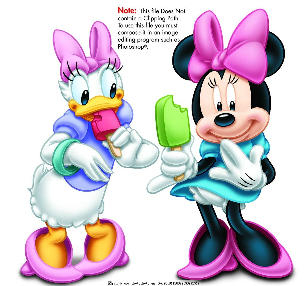 迪斯尼米妮 迪斯尼 米奇 米妮 可爱 动画 动漫 卡通 米老鼠 包装设计