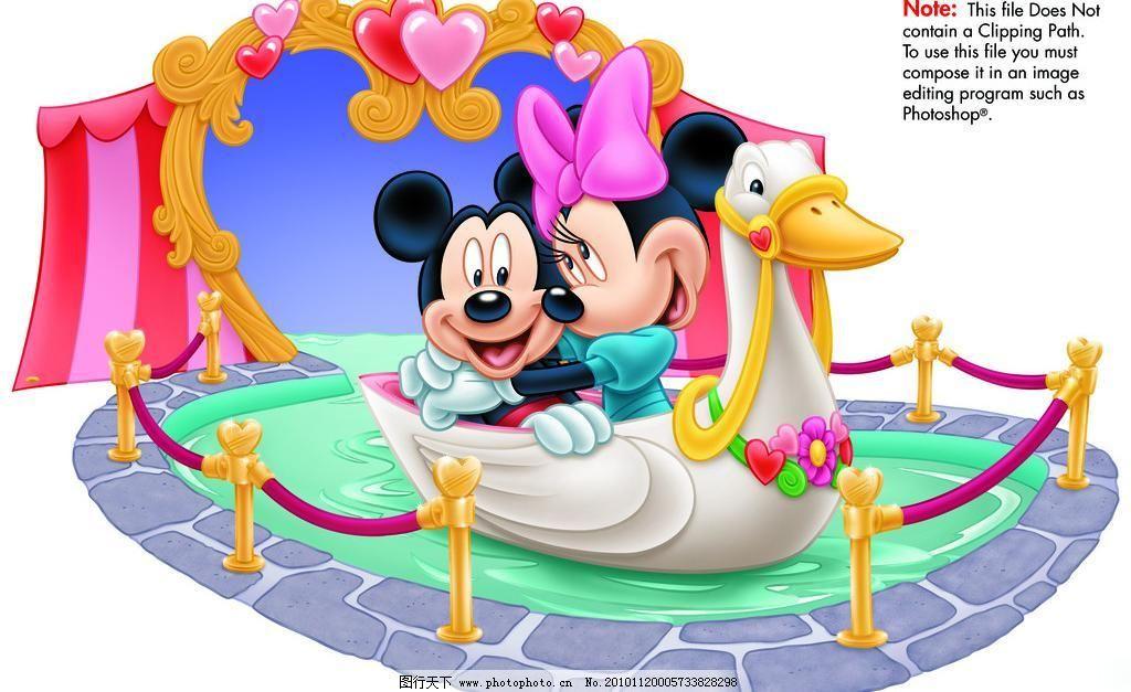 米奇 米妮 包装设计 迪斯尼 动画 动漫 广告设计模板 卡通 可爱