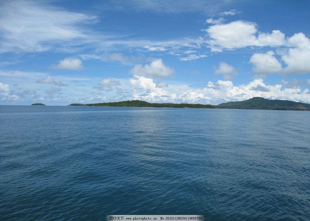 泰国风景 岛屿图片