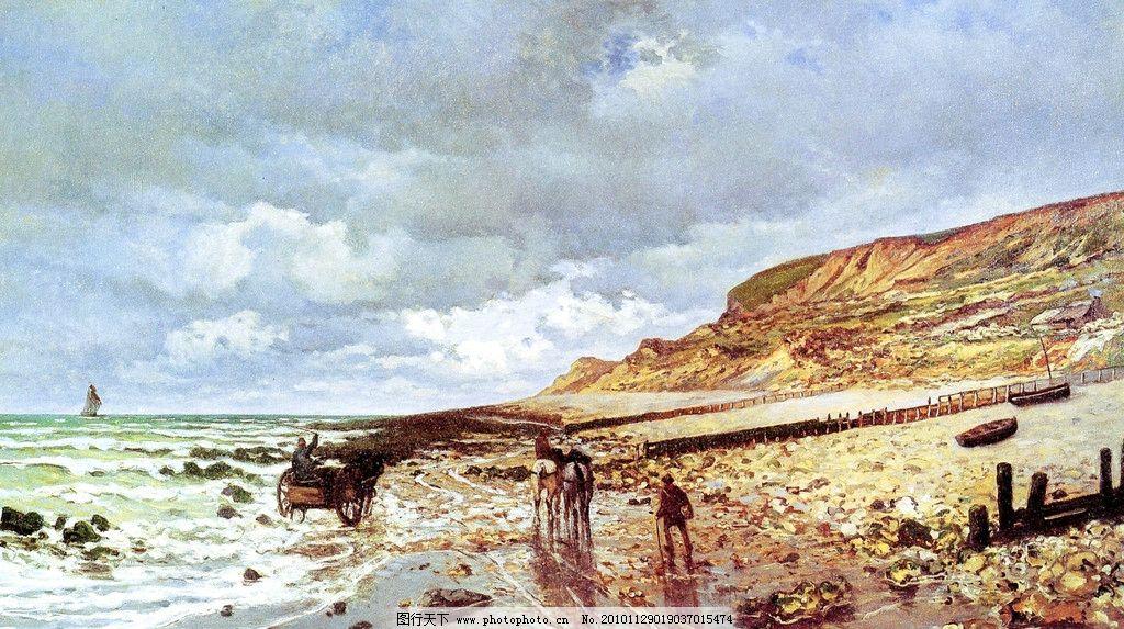 英国油画 油画作品 风景油画 油画风景 风景 欧洲油画 大师作品 当代