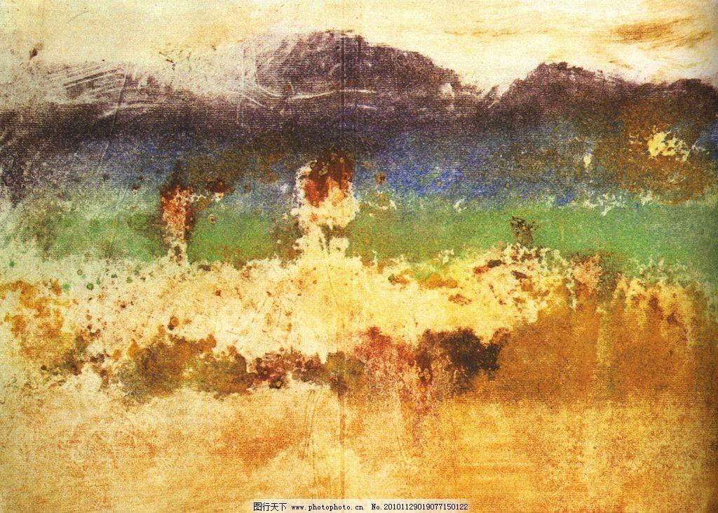 油画 英国 英国油画 油画作品 风景油画 油画风景 风景 欧洲油画 大