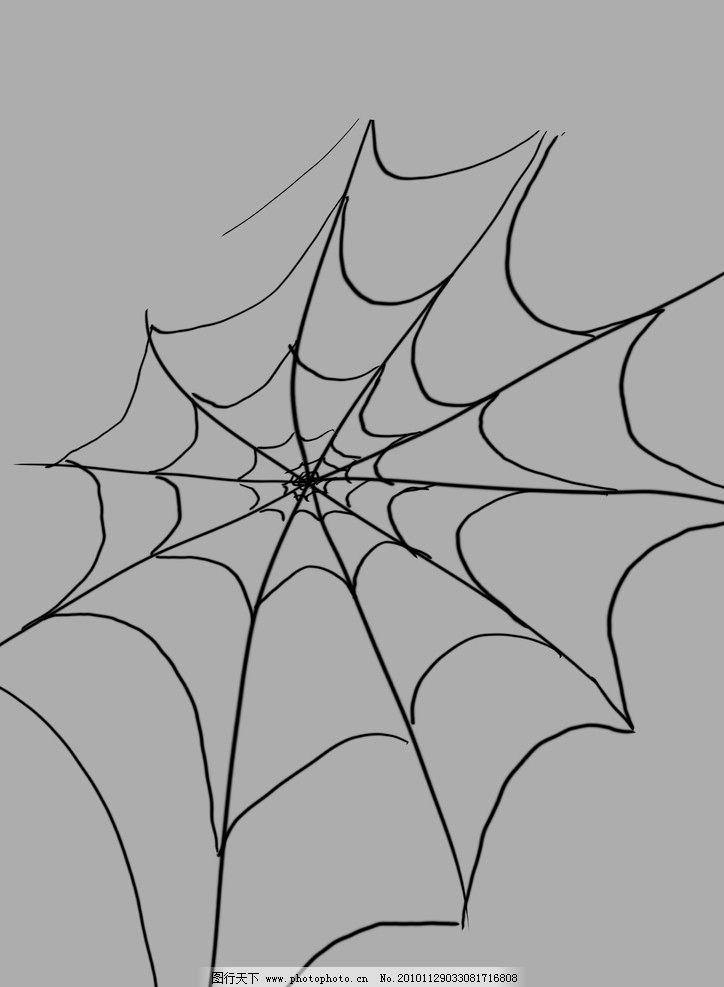 可爱的小蜘蛛怎么画