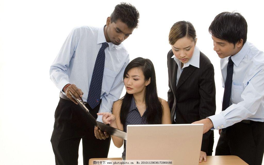 办公室人物 职场人物 职业人物 人物图库 摄影 72dpi jpg