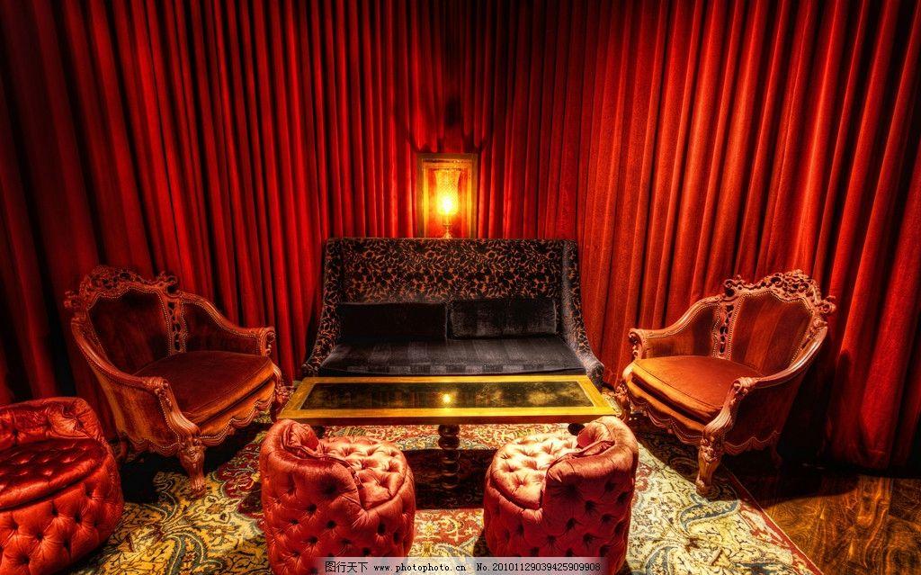 欧式客厅座椅 欧式客厅