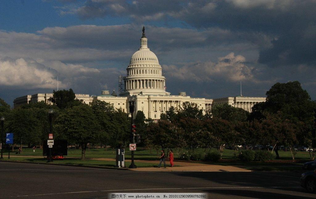国会大厦 华盛顿/美国华盛顿国会大厦图片