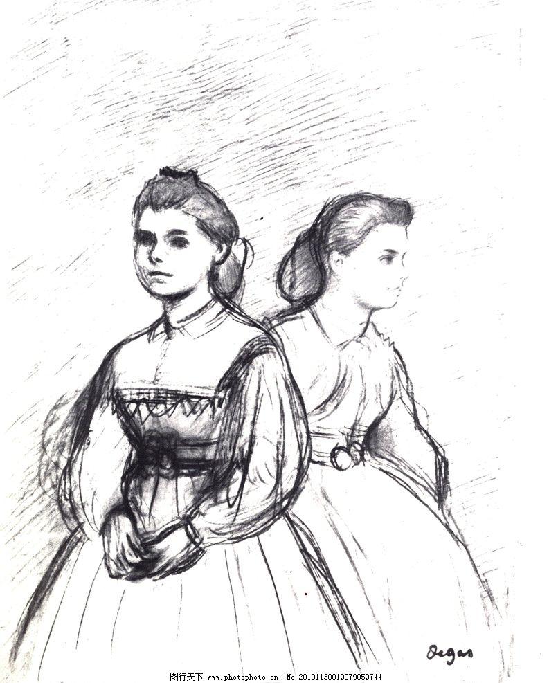 半身人像 素描头像 法国画家 格勒兹 经典素描 头像素描 素描 头像 肖像 人物 老外 线描 线稿 线条 人头像 大师作品 大师范画 范画 阿尼格尼 女人 妇女 绘画书法 文化艺术 设计 300DPI JPG