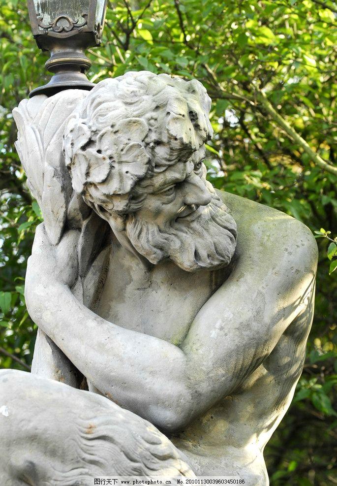 背景 欧式雕塑 艺术雕塑 国外雕塑 西方雕塑 欧洲风景 欧洲风格 欧洲