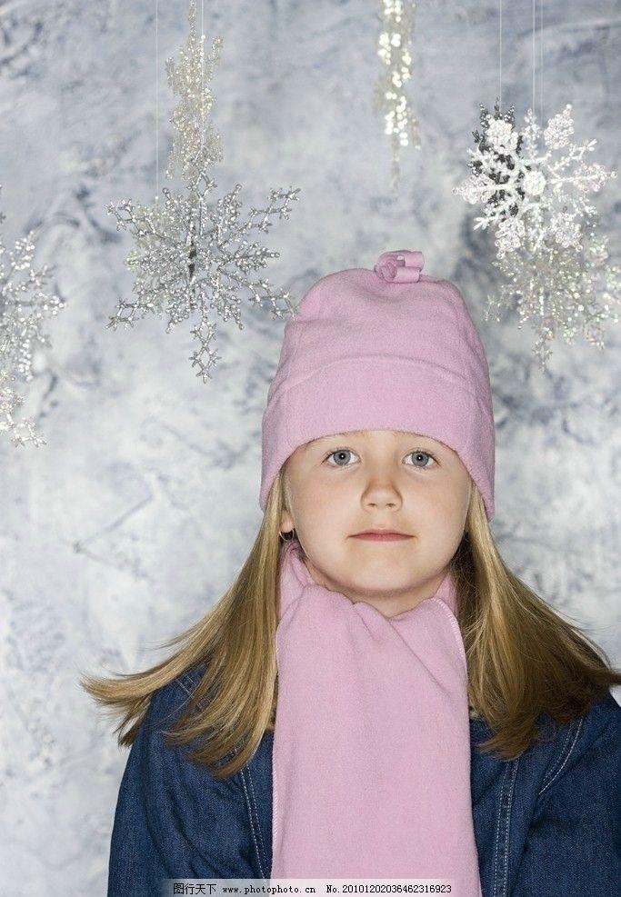 圣诞漂亮小女孩 儿童服装展示 可爱小女孩 甜蜜小女孩 漂亮小女孩