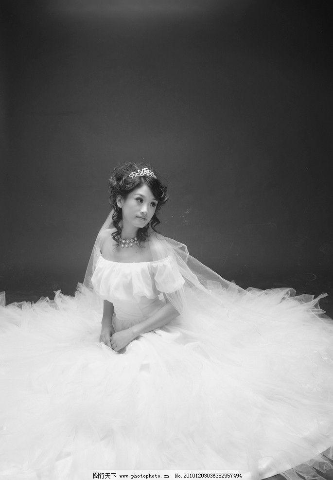 婚纱照 礼服 女人 美女 新娘 人物摄影 人物图库 摄影 72dpi jpg